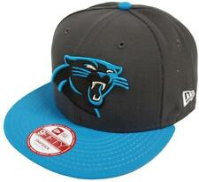 New Era NFL Carolina Panthers Graphite Snapback Cap S M 9fifty Limited Edition
