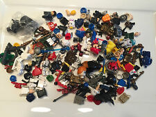 8 Ounces of Non Lego Minifig Parts and Accessories Megablok Heroes TMNT K273