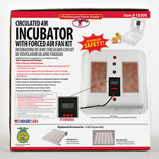 Little Giant Circulated Air Incubator. Item # 10300. Digital Control Made in USA