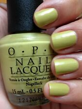 OPI Nail Polish Don't Talk Bach To Me O.P.I. Light Green Germany Collection