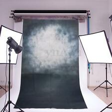 3x5FT Art Gray Wall Photography Backdrop Background Fabric Photo Studio Props