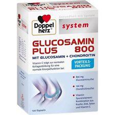 DOPPELHERZ Glucosamin Plus 800 system   120 st   PZN 9337942