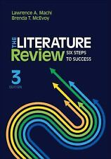 The Literature Review : Six Steps to Success by Brenda T. (Tyler) McEvoy and...