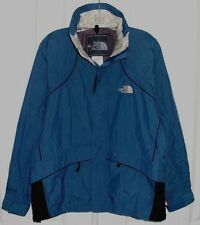 THE NORTH FACE WOMEN'S HYVENT SNOWBOARD SKI JACKET SHELL ONLY BLUE SIZE SMALL