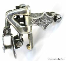 ULTRA RARE COLLECTOR'S ITEM Campagnolo Record Front Derailleur FIRST GENERATION