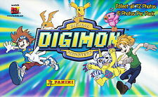 "DIGIMON - Photocard 6"" x 4"" Packs (32) by Hot Shots Aust. #NEW"