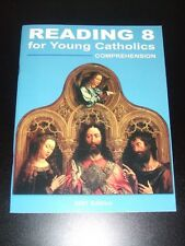 READING 8 for Young Catholics Comprehension - Home schooling - 2007 NEW