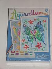 aquarellum mini papillons, sentosphère à partir de 5 ans