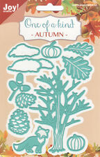 Joy! Crafts Cutting ONE OF A KIND AUTUMN Set 6002/0636 Fall Ensemble of Dies