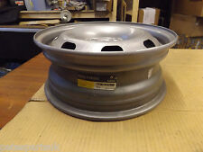 "Genuine Renault 13""x6J 4x100 4 stud Steel Wheel . 7700304980 New. B54"