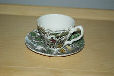 Myott The Hunter Cup & Saucer Tea or Coffee time Set Made In England