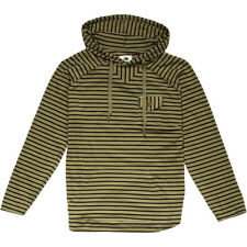 Arbor Privateer Pullover Hoodie - Men's Small S Army Striped - Skateboard Surf