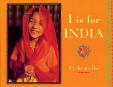 I is for India Big Book (World Alphabet),Das, Prodeepta,New Book mon0000019942