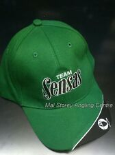 Sensas Team Cap Green And Black Cap