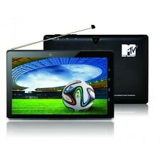 "New 7"" FreeView TV Google Android Tablet PC and Sat Nav GPS, WiFi, HDMI TV  UK"
