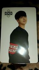 Super junior yesung artium sum official photocard card Kpop k-pop bts exo b.a.p
