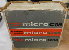 VINTAGE SANKYO SUPER MICRO-CM MOVIE CAMERA