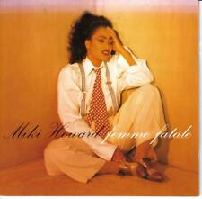 MIKI Howard/FEMME FATALE-CD * NEW * NUOVO *