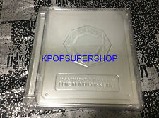 G-Dragon 2013 GD World Tour Live CD One Of A Kind First Silver Limited  BigBang