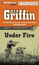 The Corps: Under Fire 9 by W. E. B. Griffin (2014, MP3 CD, Unabridged)