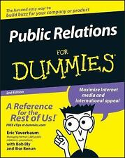 Public Relations For Dummies (For Dummies (Business & Personal Finance))