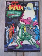 Brave and The Bold #74 Batman and Metal Men Comic Book 1967