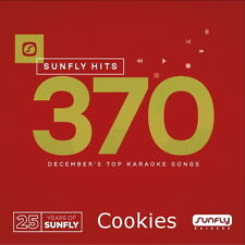 Sunfly Karaoke 370 Brand New Chart Hits for December 2016 +  Free 1st Class Post