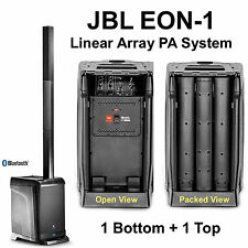 JBL EON ONE Active 380w Bluetooth Linear Array Compact PA System $50 Instant Off
