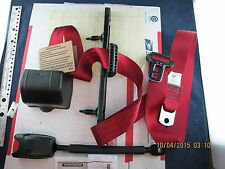 Lap & Shoulder 3 Point Seat Belt Kit for Fixed Suspension or Bench Seats IMMI NE