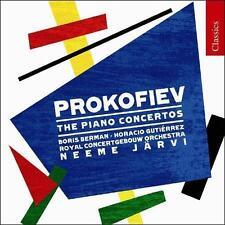 Sergey Prokofiev: Piano Concertos (CD, May-2009, Chandos)