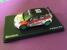 NEW 1 43 SKODA FABIA R5 N° 86 BAFFOUN RALLY WRC MONTE CARLO 2017 ABREX