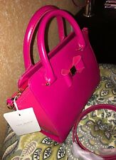Beautiful!***Ted Baker Ashlene Bow Leather cross body, Bag, Satchel, NWT Pink