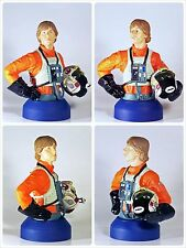 STAR WARS - Gentle Giant/Pespi Twist Caps - Buste Luke X-Wing Pilot with sounds