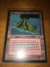 Volcanic Island FBB French Black Border Dual Land MTG Magic (#2 of 2)