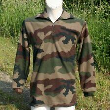 Chemise F1 polaire camouflage CE OTAN armée française NEUVE taille 104L