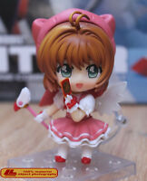 "Anime Clamp Card captor Kinomoto Sakura Nendoroid 400 4"" Action Figure Toy Gift"
