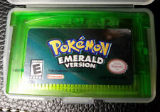 Pokémon: Pokemon Emerald Version (Nintendo Game Boy Advance, 2005), (US Seller)