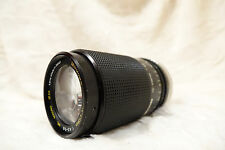 Miranda 70-210mm F4.5-5.6 MC Macro Manual Focus Canon FD Lens Free UK Postage