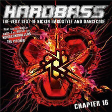 HARDBASS 16 = BassT/Rocco/Noisecontrollers/Pitcher...=2CD= HARDSTYLE+HARD TRANCE