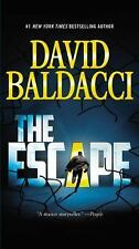 John Puller: The Escape by David Baldacci (2015, Paperback)
