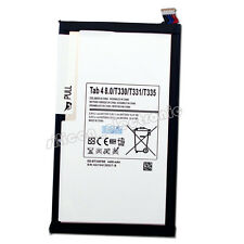 Battery For Samsung Galaxy Tab 4 8.0 T337 SM-T337T T337A SM-T337V EB-BT330FBE