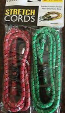 """Value-Pack Set of 2  Bungee Stretch Cords 42"""""""