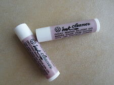 2 x INK FABRIC GEL CLEANER, REMOVES BALLPOINT & MARKER STAINS FROM UPHOLSTERY