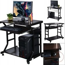 Desk Computer Table Office Home Furniture Workstation Laptop Student Study New