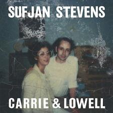 Sufjan Stevens - Carrie & Lowell [New CD]