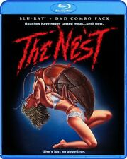 THE NEST New Sealed Blu-ray + DVD