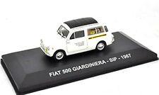 Fiat 500 Gardiniera SIP 1967 1:43 Altaya