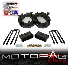 """2"""" Front and 2"""" Rear Leveling lift kit for 1999-2006 Toyota Tundra MADE IN USA"""