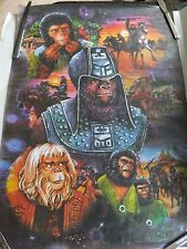 Planet of the Apes wrapping paper