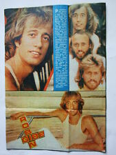 ►►RARE OLD POLISH POSTER 1980'~ Robin Gibb Bee Gees photo POLAND